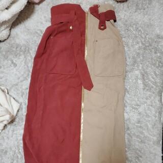 REDYAZEL - 値下げ中》レディアゼル バイカラーマエジップタイトスカート