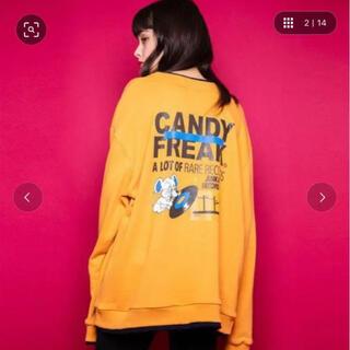キャンディーストリッパー(Candy Stripper)のCANDY STRIPPER✩.*˚ネズミスウェット꙳★*゚✩.*˚(トレーナー/スウェット)