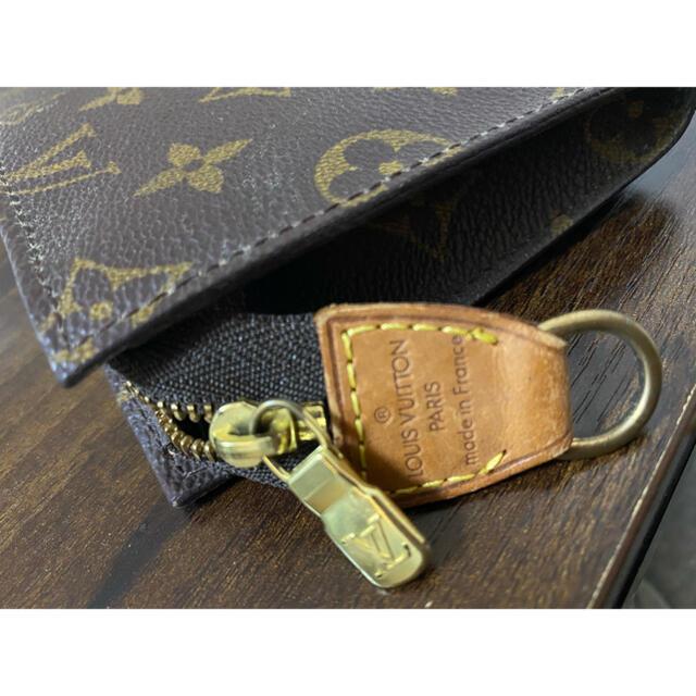 LOUIS VUITTON(ルイヴィトン)のルイヴィトン モノグラム ポーチ レディースのファッション小物(ポーチ)の商品写真