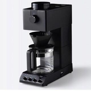 ツインバード(TWINBIRD)のTWINBIRD 全自動コーヒーメーカー CM-D465B(コーヒーメーカー)