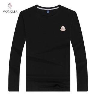 MONCLER - Moncler純綿の長袖tシャツ