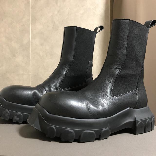 Rick Owens(リックオウエンス)のrick owens bozo boots メンズの靴/シューズ(ブーツ)の商品写真
