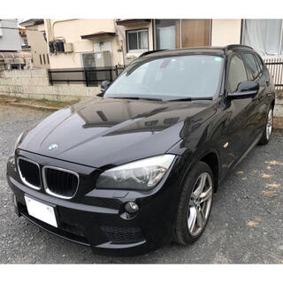 BMW - H23年 BMW X1 sDrive 18i M-Sports 検R4年9月