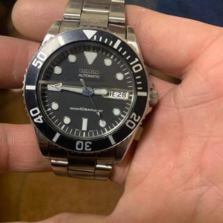 セイコー(SEIKO)の綺麗、時計専用防湿庫保管品。SEIKOダイバー自動巻男性用 動作、外観抜群です。(腕時計(アナログ))