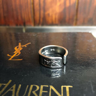 Saint Laurent - イヴサンローラン Yves Saint Laurent スプーンリング19号