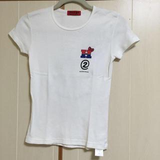 シンイチロウアラカワ(SHINICHIRO ARAKAWA)の☺︎キティ×荒川眞一郎☺︎Tシャツ(Tシャツ(半袖/袖なし))