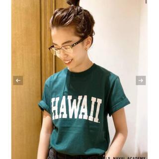 DEUXIEME CLASSE - ♦︎新品タグ付♦︎ GOOD ROCK SPEED/HAWAII Tシャツ