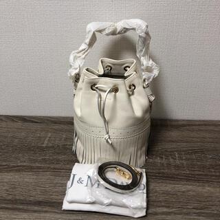 J&M DAVIDSON - 新品未使用 ジェイアンドエムデヴィッドソン J&M カーニバル 巾着 バッグ