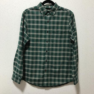 エルエルビーン(L.L.Bean)のエルエルビーン L.L.Bean Mサイズ 長袖チェックシャツ(シャツ)