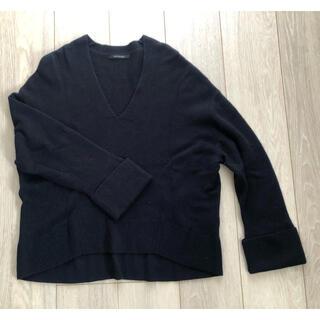 TOMORROWLAND - tomorrowland MACPHEE Vネックニット セーター