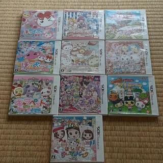 ニンテンドー3DS - 3DS ソフト まとめ売り