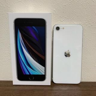 iPhone - docomo iPhoneSE2 64GB 第2世代 ホワイト
