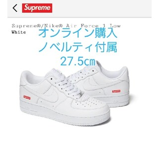 Supreme - 【新品】Supreme×Nike AirForce 1 27.5㎝
