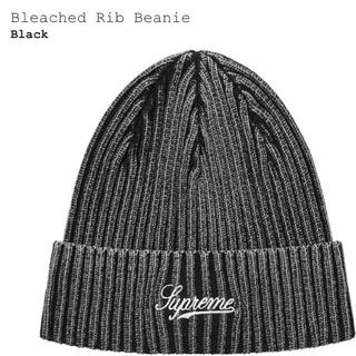 Supreme - supreme Bleached Rib Beanie