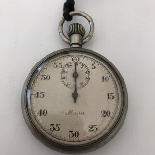 ティソ(TISSOT)のアンティーク1910年代モーリス ストップウォッチ 送料込(腕時計(アナログ))