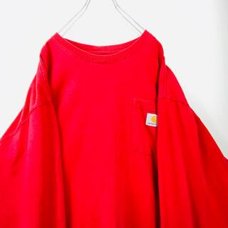 carhartt - 『定番』カーハート carhartt 長袖Tシャツ XLサイズ