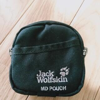 ジャックウルフスキン(Jack Wolfskin)のJack Wolfskin MDポーチ ミニポーチ(ショルダーバッグ)