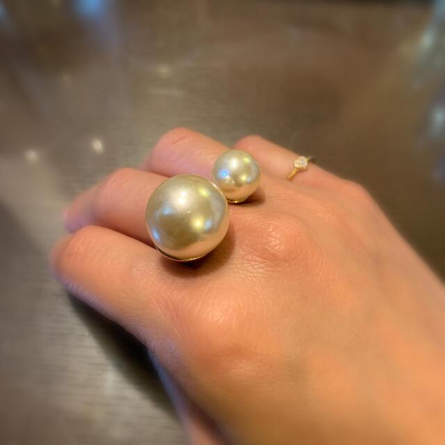 ZARA(ザラ)のZARA パールリング レディースのアクセサリー(リング(指輪))の商品写真