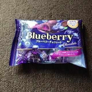 ブルーベリーチョコレート