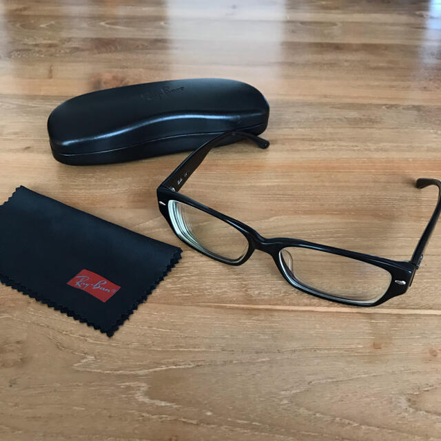 Ray-Ban(レイバン)のRay-Ban レイバン メガネ RB5220 メンズのファッション小物(サングラス/メガネ)の商品写真