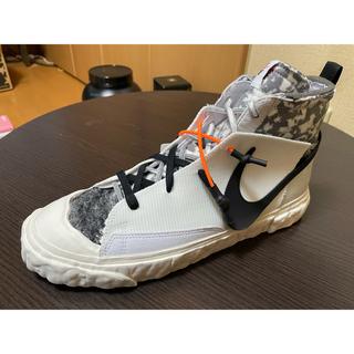 NIKE - 27.5㌢ readymade Nike blazer mid