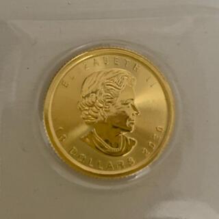 メープルリーフ金貨 24K