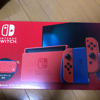Nintendo Switch - Nintendo Switch マリオレッド×ブルー 新品未使用