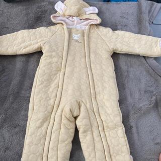 クーラクール(coeur a coeur)のカバーオール ジャンプスーツ 80(カバーオール)