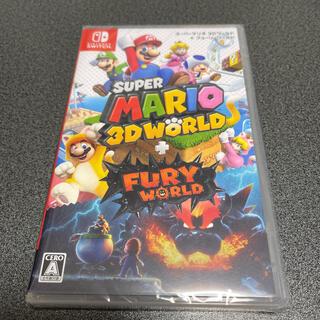 Nintendo Switch - ★☆スーパーマリオ 3Dワールド + フューリーワールド Switch☆★