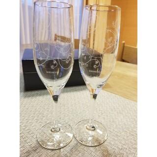 ミキモト(MIKIMOTO)のMIKIMOTO ワイングラス(食器)