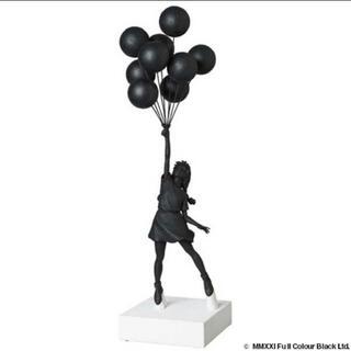 MEDICOM TOY - Flying Balloons Girl GESSO BLACK ブラック