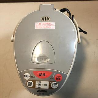 ゾウジルシ(象印)の象印 電気ポット CD-WE22(電気ポット)