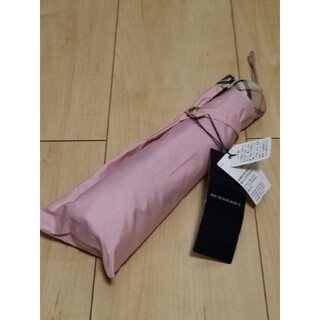 BURBERRY - 新品未使用 バーバリー BURBERRY  折りたたみ傘