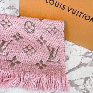 LOUIS VUITTON - 💗エシャルプ ロゴマニア シャイン💗