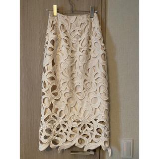FRAY I.D - ※サイズ直してます CELFORD セルフォード リボンレーススカート