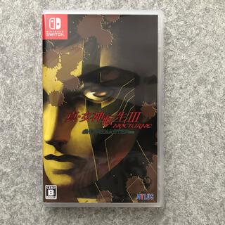 Nintendo Switch - 真・女神転生III ノクターン HDリマスター Switch
