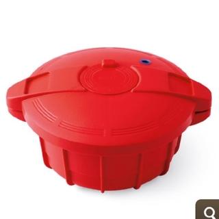 マイヤー(MEYER)のマイヤー電子レンジ圧力鍋2.3L(調理道具/製菓道具)