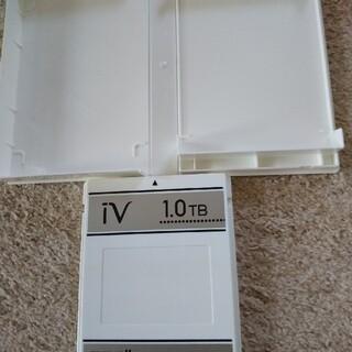 マクセル(maxell)の★送料無料★ iVDR-S カセットハードディスク 1000GB ホワイト (PC周辺機器)