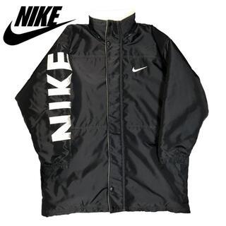 NIKE - 【激レア】90s NIKE ナイキ ナイロンジャケット コート刺繍 古着