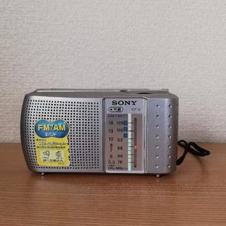 ソニー(SONY)のSONY  FM /AM  ICF -8 (ラジオ)