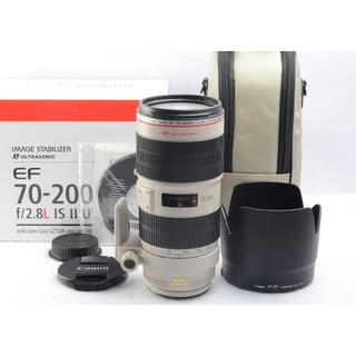 Canon - EF70-200mm F2.8L IS Ⅱ USM 元箱付属一式
