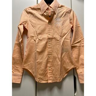 POLO RALPH LAUREN - ポロ ラルフローレン 新品 150/80A オレンジシャツ