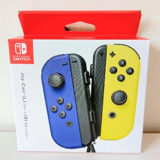 Nintendo Switch - 【新品未開封】Switch Joy-Con (L)(R) ブルー イエロー