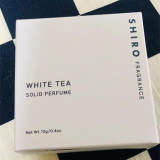 shiro - 『新品未使用』シロ 練り香水 ホワイトティ