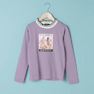 lovetoxic - 【新品】by loveit☆バイラビット 衿フリルガール転写長袖Tシャツ 150