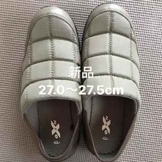 KEEN - 【SALE価格〜2/28】キルティング スリッポン アウトドア 新品