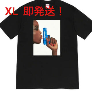Supreme - Supreme Water Pistol Tee Black XL 黒