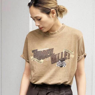 L'Appartement DEUXIEME CLASSE - 新品【GOOD ROCK SPEED】HIDDEN バイカー Tシャツ