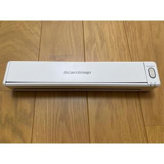 富士通 - ScanSnap iX100W (ホワイト、A4/片面)