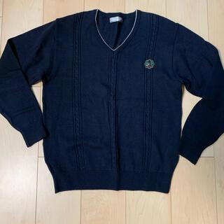 浪速高校 セーター